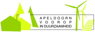 Apeldoorn Voorop in Duurzaamheid logo